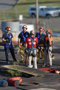 3rd party rescue team evaluations