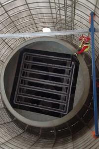 dryer burner entry systems